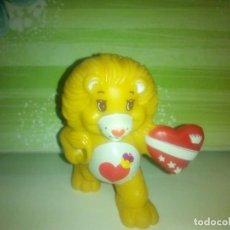 Figuras de Goma y PVC: FIGURA OSO AMOROSO CARE BEAR LEONOSO. Lote 221909856