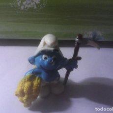 Figuras de Goma y PVC: PITUFO SIN MARCA. Lote 221927550