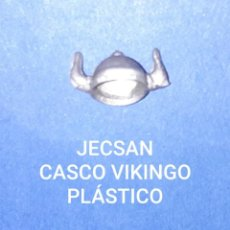Figuras de Goma y PVC: JECSAN CASCO VIKINGO. Lote 221931946