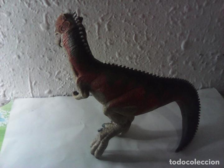 Figuras de Goma y PVC: figura schleich t-rex - Foto 3 - 221938646