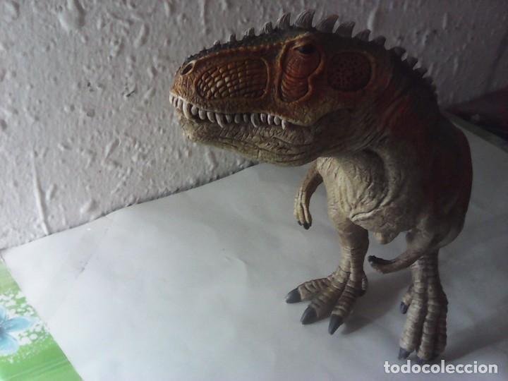 Figuras de Goma y PVC: figura schleich t-rex - Foto 4 - 221938646