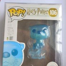 Figuras de Goma y PVC: FUNKO POP! PATRONUS HERMIONE GRANGER 106 - HARRY POTTER + CAJA PROTECTORA. Lote 221950918