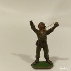 Figuras de Goma y PVC: SOLDADO JECSAN GOMA. Lote 221971697