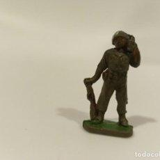 Figuras de Goma y PVC: FIGURA SOLDADO MARINE JECSAN GOMA. Lote 221971813