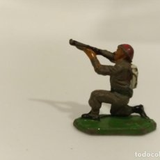 Figuras de Goma y PVC: SOLDADO JECSAN GOMA. Lote 221971882