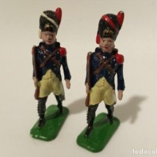 Figuras de Goma y PVC: SOLDADOS NAPOLEÓNICOS. Lote 221971995
