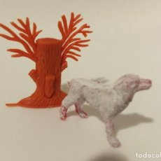 Figuras de Goma y PVC: FIGURAS RARO PERRO JECSAN. Lote 221972125