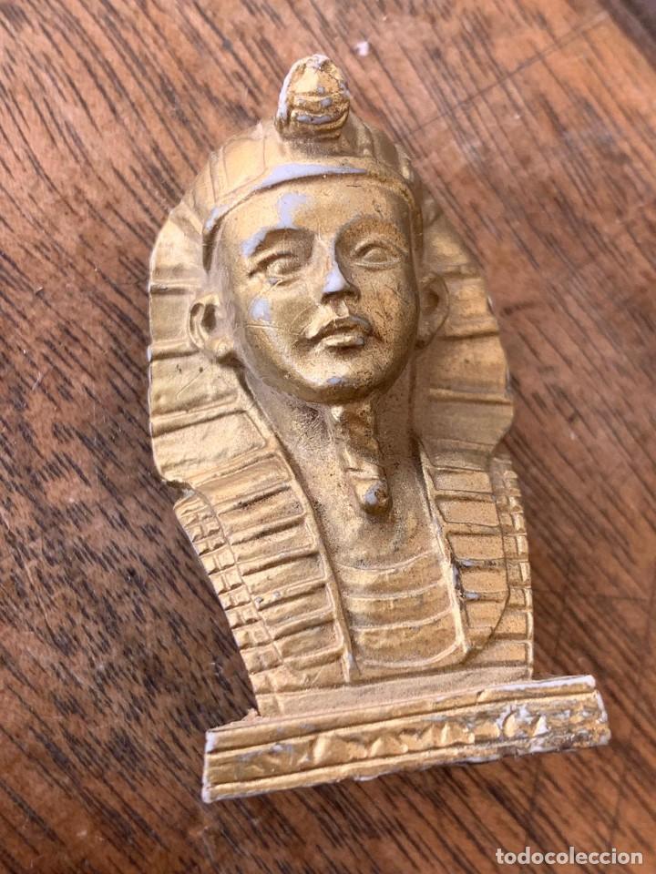 ANTIGUO TESOROS DE EGIPTO DE PHOSKITOS. (Juguetes - Figuras de Goma y Pvc - Otras)