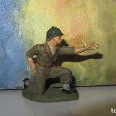 Figuras de Goma y PVC: PECH-AMERICANO FABRICADO EN GOMA. Lote 222001001