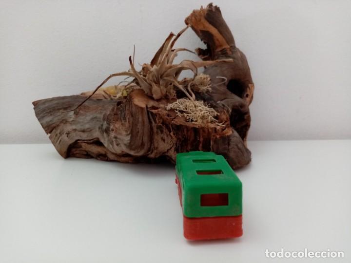 Figuras de Goma y PVC: LOTE ANTIGUOS VEHICULOS DE PLASTICO KIOSKO QUIOSCO PIPERO - Foto 11 - 222013085