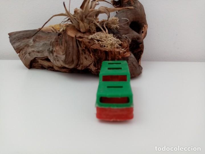 Figuras de Goma y PVC: LOTE ANTIGUOS VEHICULOS DE PLASTICO KIOSKO QUIOSCO PIPERO - Foto 12 - 222013085