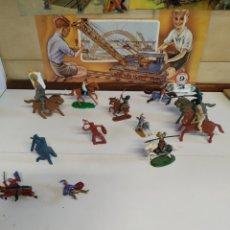 Figuras de Goma y PVC: LOTE FIGURAS DE GOMA ALEMANAS DE DISTINTOS TAMAÑOS. Lote 222015275