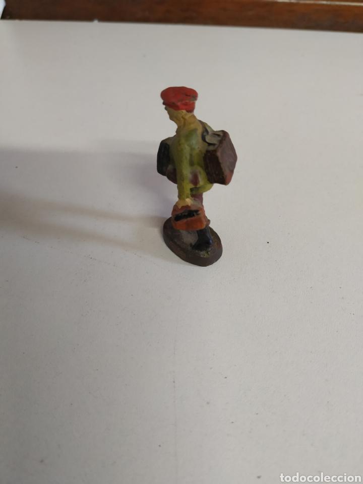 Figuras de Goma y PVC: Soldado primera guerra mundial años 20 elastolin - Foto 2 - 222037798