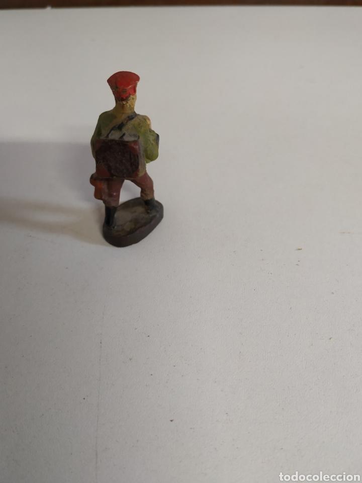 Figuras de Goma y PVC: Soldado primera guerra mundial años 20 elastolin - Foto 3 - 222037798