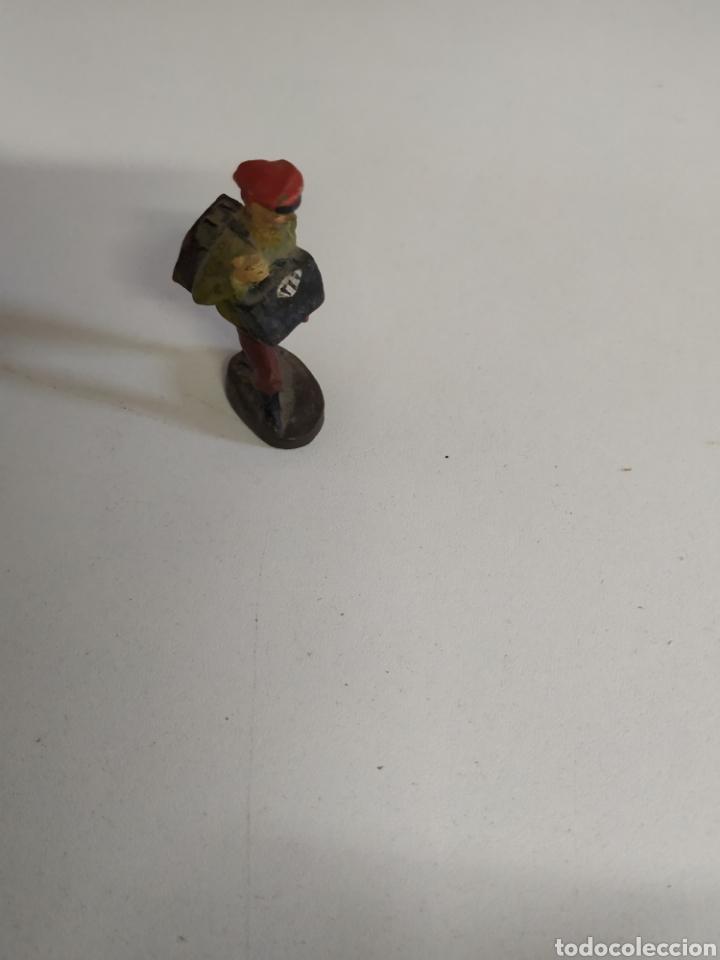 Figuras de Goma y PVC: Soldado primera guerra mundial años 20 elastolin - Foto 4 - 222037798