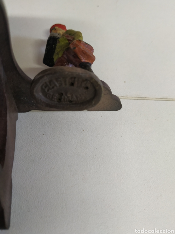 Figuras de Goma y PVC: Soldado primera guerra mundial años 20 elastolin - Foto 5 - 222037798
