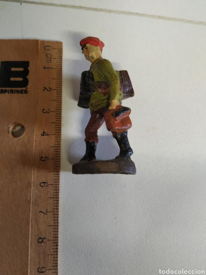 Figuras de Goma y PVC: Soldado primera guerra mundial años 20 elastolin - Foto 6 - 222037798
