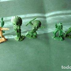 Figuras de Goma y PVC: FIGURAS Y SOLDADITOS DE 6 CTMS - 12743. Lote 222057211
