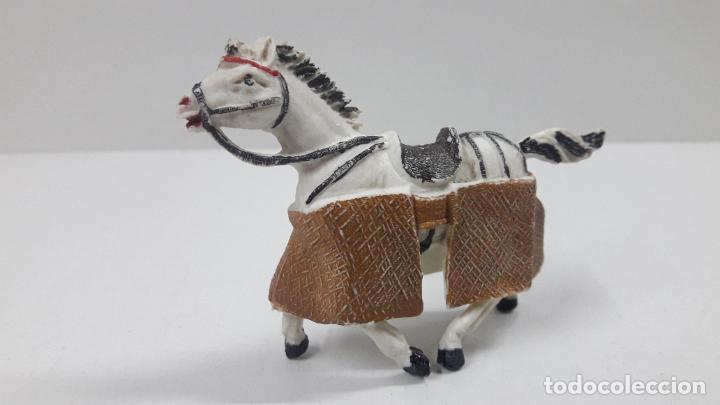 CABALLO PARA PICADOR . REALIZADO POR TEIXIDO . ORIGINAL AÑOS 60 (Juguetes - Figuras de Goma y Pvc - Teixido)