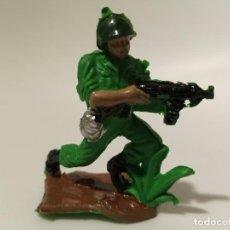 Figuras de Goma y PVC: FIGURA SOLDADO AMERICANO PECH HNOS. Lote 222087002