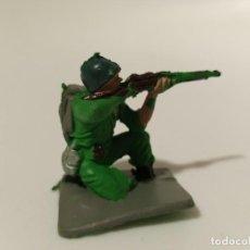 Figuras de Goma y PVC: FIGURA SOLDADO AMERICANO PECH. Lote 222087053