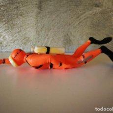 Figuras de Goma y PVC: FIGURA BUCEADOR SUBMARINISTA PLÁSTICO DURO. Lote 222105345