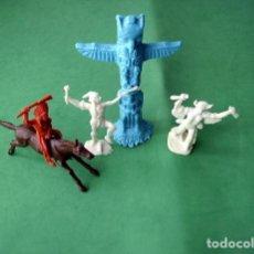 Figuras de Goma y PVC: FIGURAS Y SOLDADITOS DE 6 CTMS - 12744. Lote 222148245