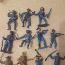Figuras de Goma y PVC: LOTE FIGURAS DE GOMA JECSAN. Lote 222170223