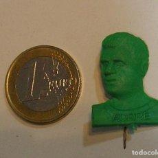 Figuras de Goma y PVC: PIN DE PLASTICO PROMOCION REGALO DE PIPAS CHURRUCA - AÑOS 60 DUNKIN. Lote 222182015