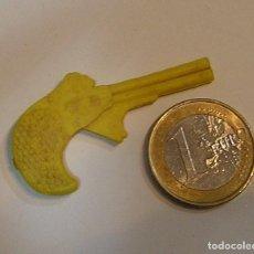 Figuras de Goma y PVC: PIN DE PLASTICO PROMOCION REGALO DE PIPAS CHURRUCA - AÑOS 60 DUNKIN. Lote 222182420