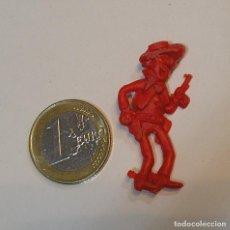 Figuras de Goma y PVC: PIN DE PLASTICO PROMOCION REGALO DE PIPAS CHURRUCA - AÑOS 60 DUNKIN. Lote 222182900