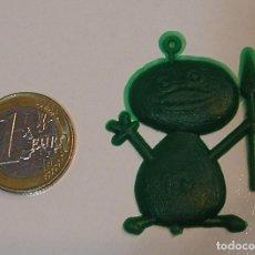 Figuras de Goma y PVC: PIN DE PLASTICO PROMOCION REGALO DE PIPAS CHURRUCA - AÑOS 60 DUNKIN. Lote 222183000