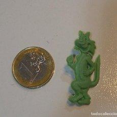 Figuras de Goma y PVC: PIN DE PLASTICO PROMOCION REGALO DE PIPAS CHURRUCA - AÑOS 60 DUNKIN. Lote 222183233