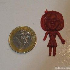 Figuras de Goma y PVC: PIN DE PLASTICO PROMOCION REGALO DE PIPAS CHURRUCA - AÑOS 60 DUNKIN. Lote 222183300