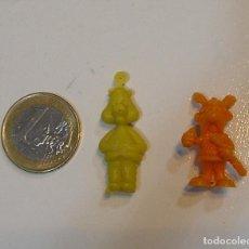 Figuras de Goma y PVC: PIN DE PLASTICO TIPO DUNKIN PROMOCION REGALO DE PIPAS CHURRUCA - AÑOS 60 DUNKIN. Lote 222184700
