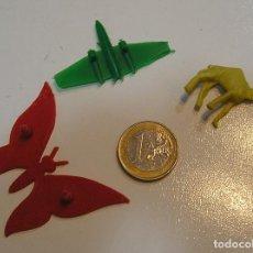 Figuras de Goma y PVC: PIN DE PLASTICO PROMOCION REGALO DE PIPAS CHURRUCA - AÑOS 60 DUNKIN. Lote 222185173