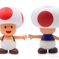 Figuras de Goma y PVC: FIGURA SUPER MARIO BROS - THOAD TOAD (18CM) (NINTENDO 2006). Lote 222189960