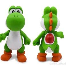 Figuras de Goma y PVC: FIGURA SUPER MARIO BROS - YOSHI (24CM) (NINTENDO 2006). Lote 222189973