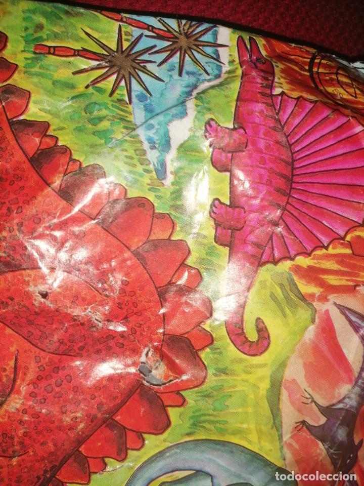 Figuras de Goma y PVC: ANTIGUO SOBRE DINOSAURIOS - Foto 3 - 222197960