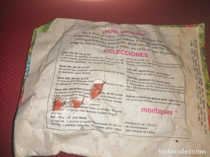 Figuras de Goma y PVC: ANTIGUO SOBRE DINOSAURIOS - Foto 4 - 222197960