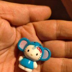 Figuras de Goma y PVC: FIGURAS DE PVC MUÑECA HELLO KITTY MUÑECO PLASTICO DURO. Lote 222262077