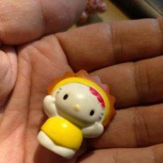 Figuras de Goma y PVC: FIGURAS DE PVC MUÑECA HELLO KITTY MUÑECO PLASTICO DURO. Lote 222262787