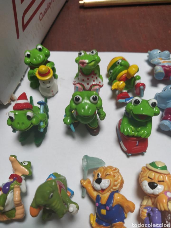 Figuras Kinder: Lote muñecos Kinder años 90 - Foto 2 - 222282931