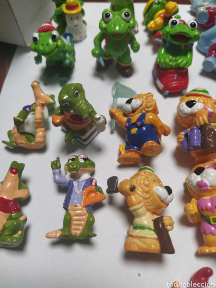 Figuras Kinder: Lote muñecos Kinder años 90 - Foto 3 - 222282931