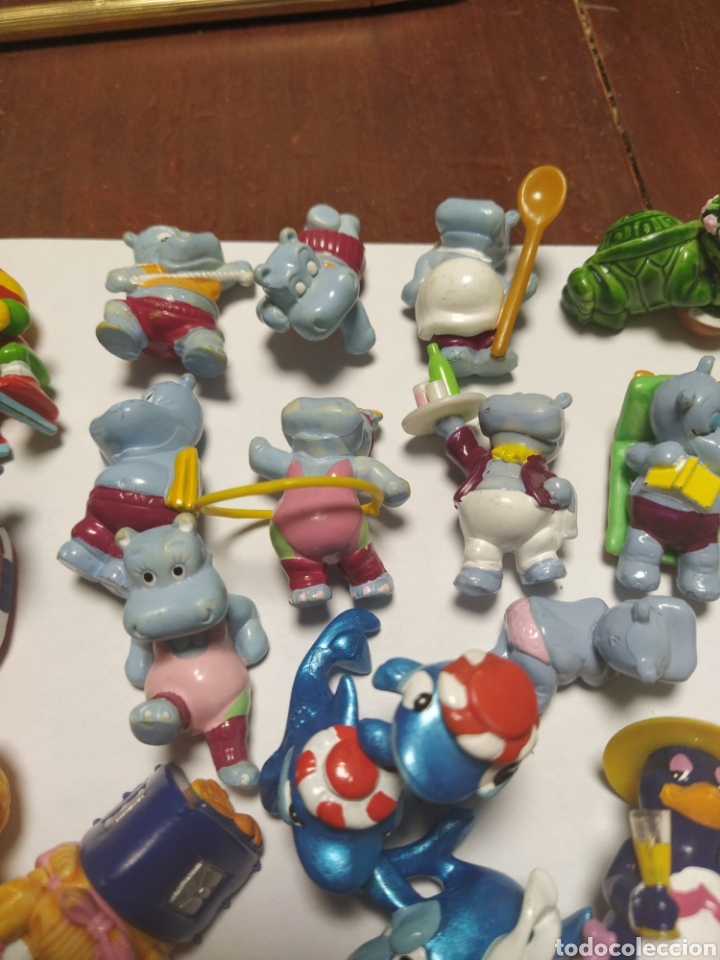 Figuras Kinder: Lote muñecos Kinder años 90 - Foto 4 - 222282931