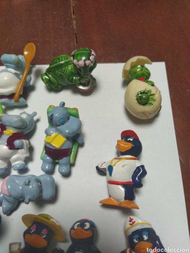 Figuras Kinder: Lote muñecos Kinder años 90 - Foto 6 - 222282931