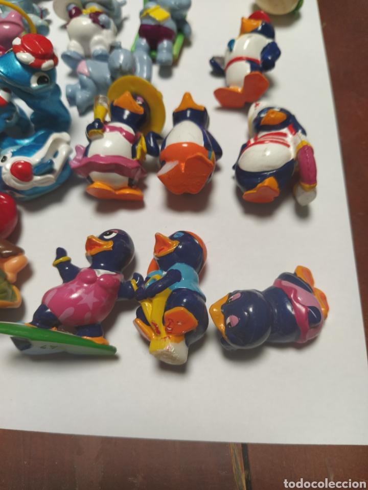 Figuras Kinder: Lote muñecos Kinder años 90 - Foto 7 - 222282931