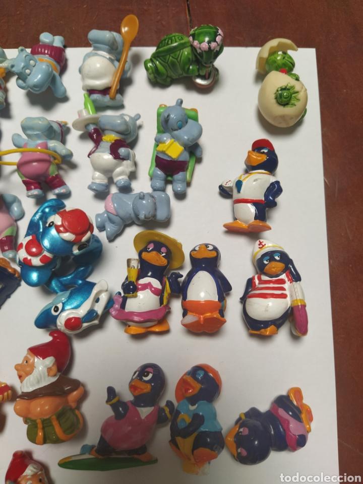 Figuras Kinder: Lote muñecos Kinder años 90 - Foto 8 - 222282931