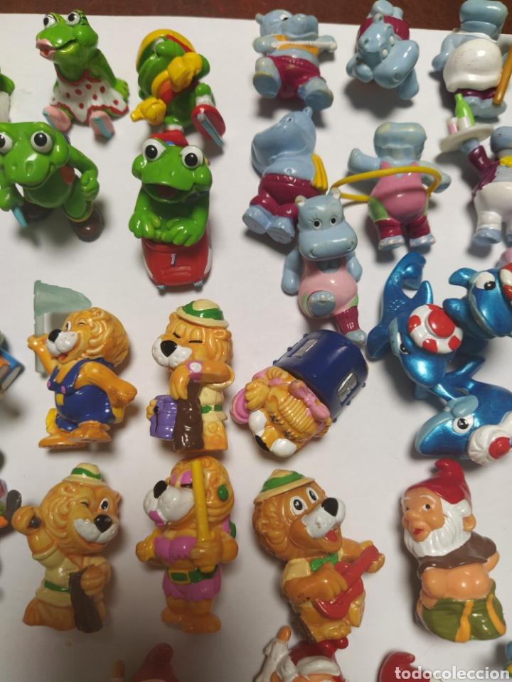 Figuras Kinder: Lote muñecos Kinder años 90 - Foto 9 - 222282931