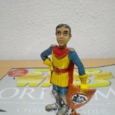 Figuras de Goma y PVC: FIGURA GOMA PVC CÓMICS SPAIN DRAGONES Y MAZMORRAS-CABALLERO. Lote 222289781